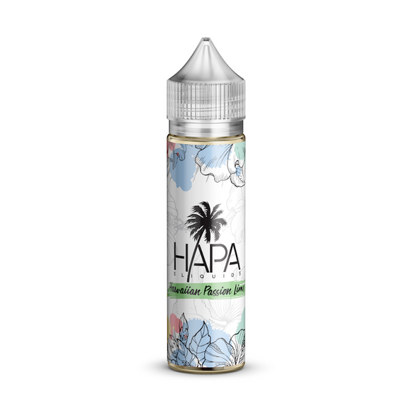 Hawaiian Passion Lime by Hapa E-Liquid [60ml]
