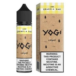 Lemon Granola by Yogi E-Liquid [60ml]