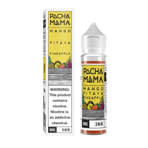 Mango Pitaya Pineapple by Pachamama [60ml]