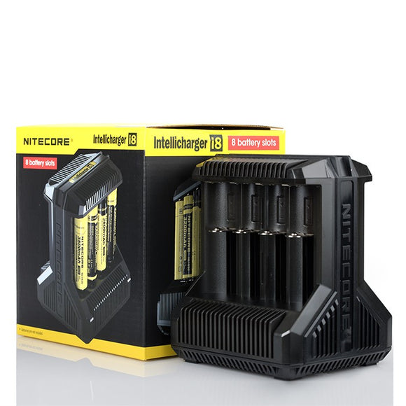 Nitecore i8 Battery Charger (8-Bay)