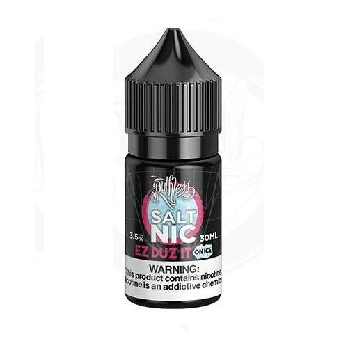 EZ DUZ IT ON ICE BY RUTHLESS SALT [30ML]