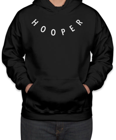 """Hooper Active"" Fitted Hoodie"