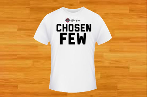 "NorCal Asian American All Star Game Inspired ""Chosen Few"""