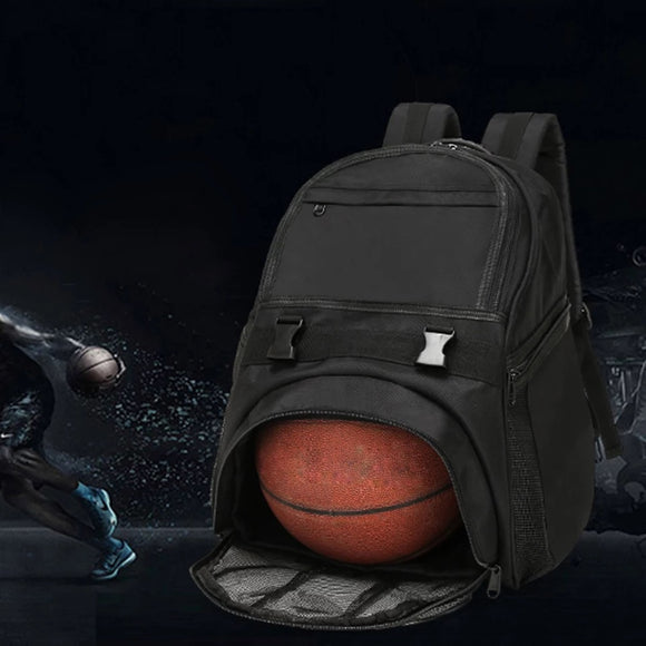 36L Outdoor  Sports Gym Bags Basketball Backpack