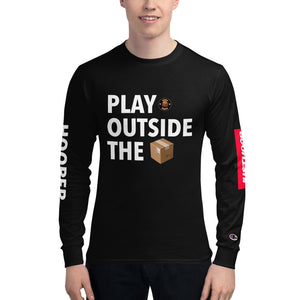 """Outside The Box"" Long Sleeve Shirt"