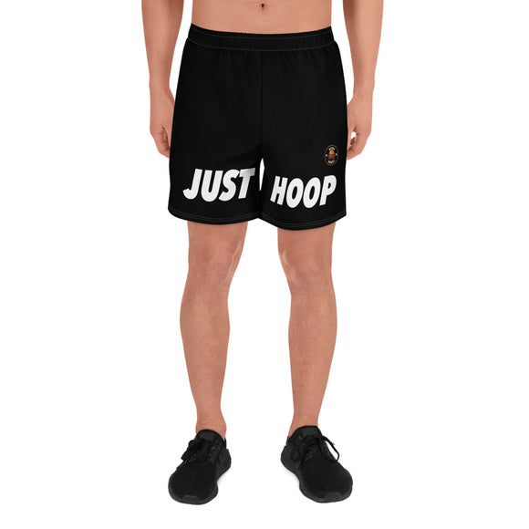 """Just Hoop"" Athletic Shorts"