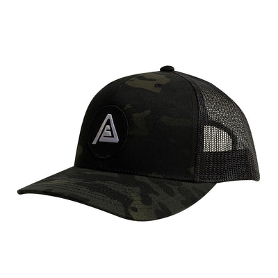 Icon Camo Trucker Hat