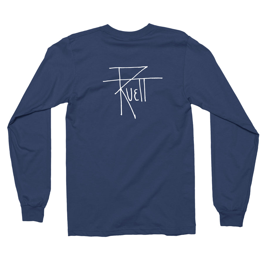 Sketch Long Sleeve Tee