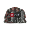 Temple Streak Inca Hat