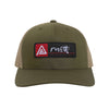 Temple Streak Trucker Hat
