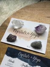 Load image into Gallery viewer, Crystals For Yoga
