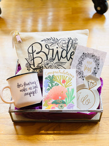 Bride Care Package