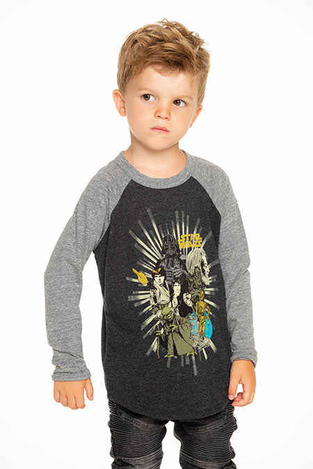 Boys Star Wars Rebels Top