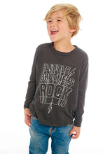 Load image into Gallery viewer, Little Bros Rock Long Sleeve