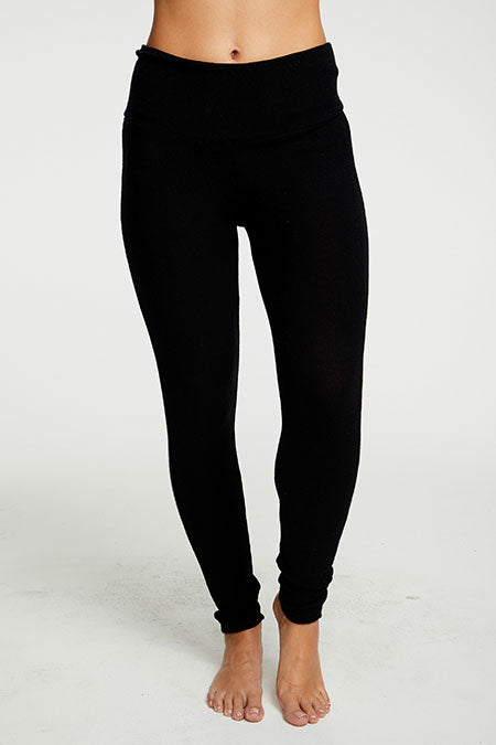 Black Easy Legging