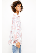 Load image into Gallery viewer, Best Catch Tie Dye Pullover