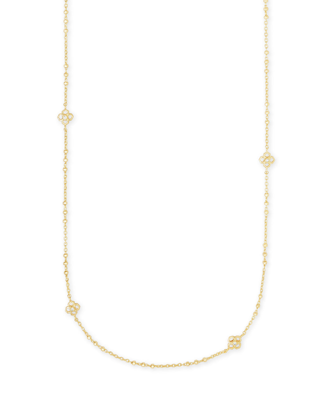 Rue Necklace - in Gold or Silver