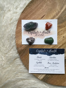 Crystals For Health Box Set