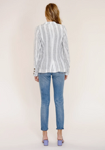 Load image into Gallery viewer, Adelaide Striped Blazer