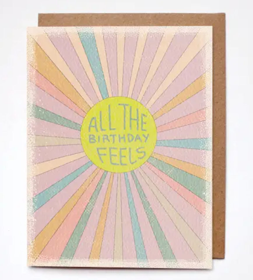 Birthday Feels Card