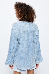 Anguilla Washed Pullover