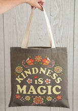Load image into Gallery viewer, Kindness is Magic Tote