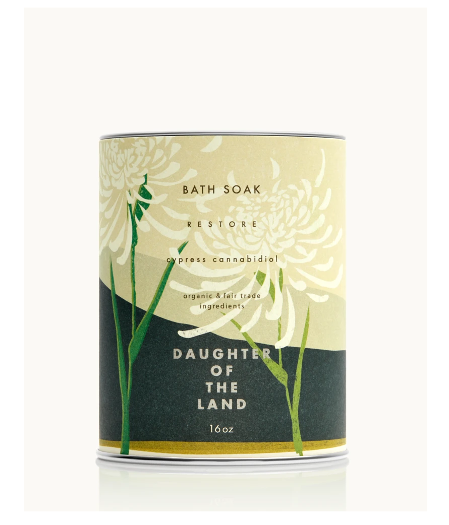 Cypress Bath Soak