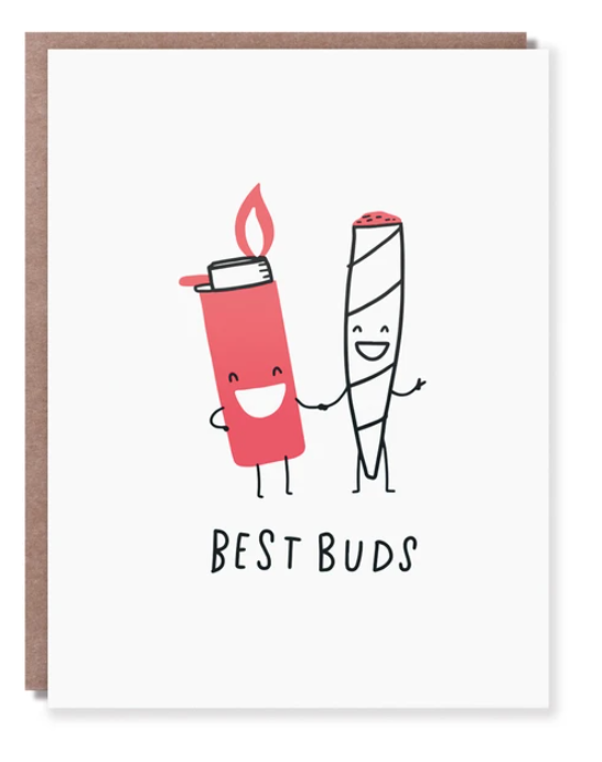 Best Buds Card