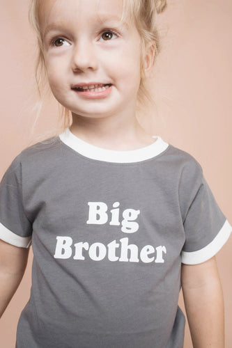 Big Brother Ringer Tee