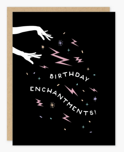 Birthday Enchantments Card