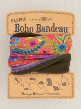 Load image into Gallery viewer, Fleece Boho Bandeau