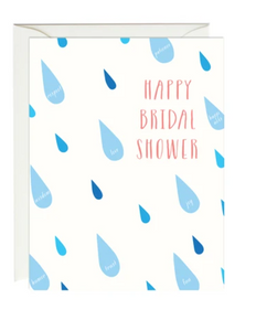 Happy Bridal Shower Card