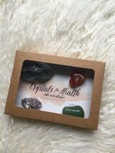 Load image into Gallery viewer, Crystals For Health Box Set