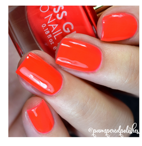 Cherry Ice Nail Polish