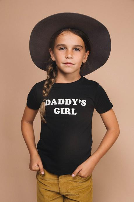 Kids Daddys Girl Tee