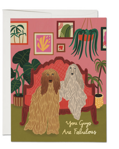 Fabulous Dogs Card