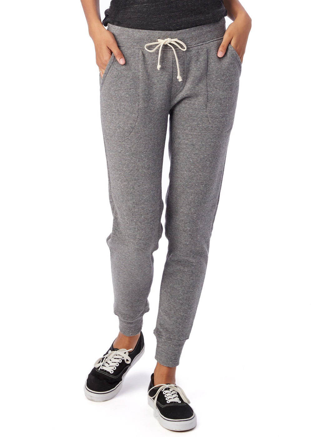 Eco Grey Fleece Jogger