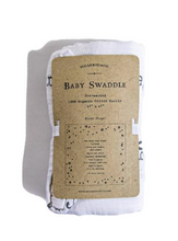 Load image into Gallery viewer, May You Touch Fireflies Baby Swaddle