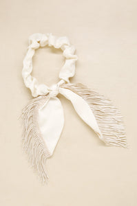 Best in the West Fringed Scrunchie