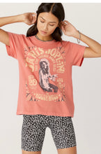 Load image into Gallery viewer, Janis Joplin in Hollywood Tour Tee