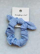 Load image into Gallery viewer, Gingham Scrunchie - 4 colors