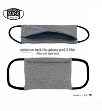Load image into Gallery viewer, American Mask Project Mask - Package of 2