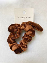 Load image into Gallery viewer, Velvet Scrunchie