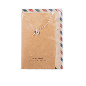 Air Mail Necklaces 2