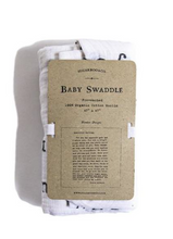 Load image into Gallery viewer, Letter to Sophie Baby Swaddle