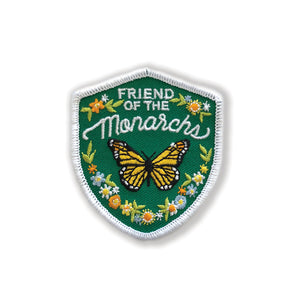 Friend of the Monarchs Patch