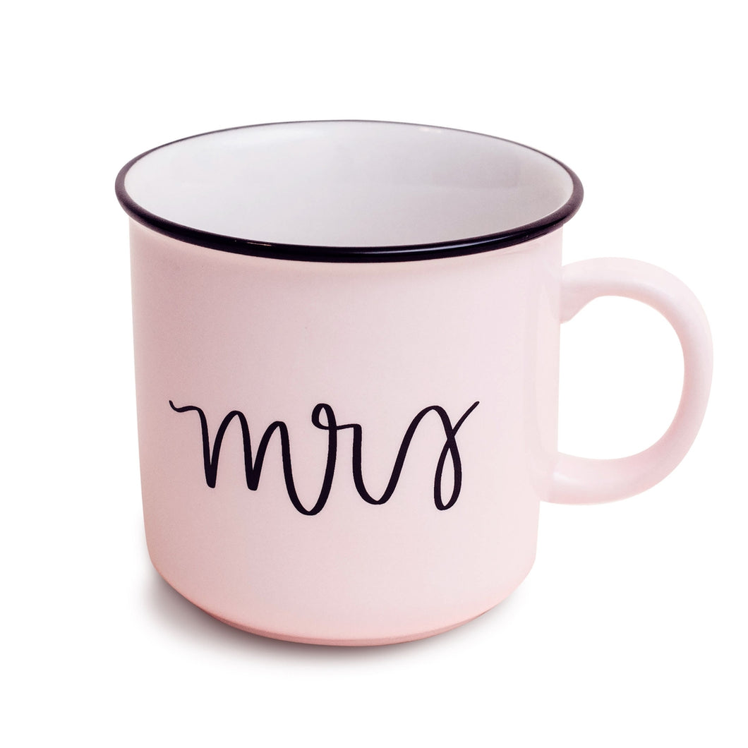 Mrs Coffee Mug