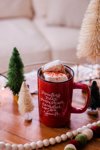 Christmas Things Mug