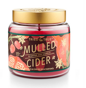 Mulled Cider Large Jar Candle
