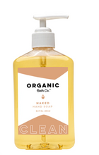 Load image into Gallery viewer, Organic Bath Co. Hand Soaps